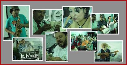 En el marco de FILVEN 2009, capítulo Caracas.