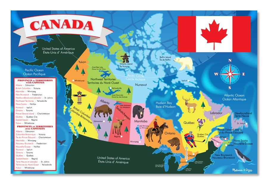 geography regions of canada essay