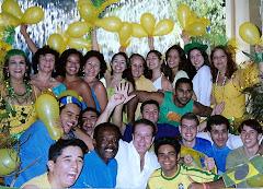 # TORCIDA BRASIL