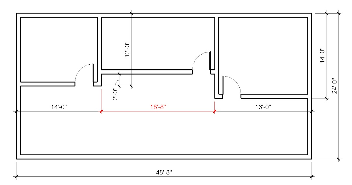 Revit Oped Dimensions They Tell A Story