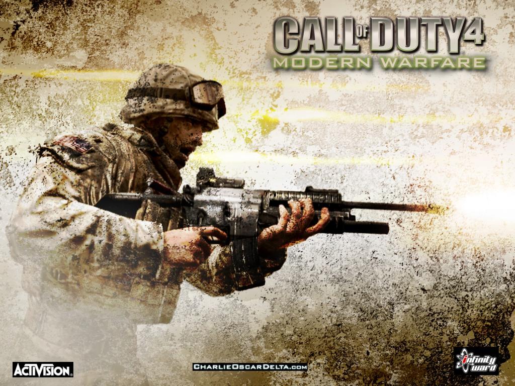 Easy account call of duty 4 modern warfare
