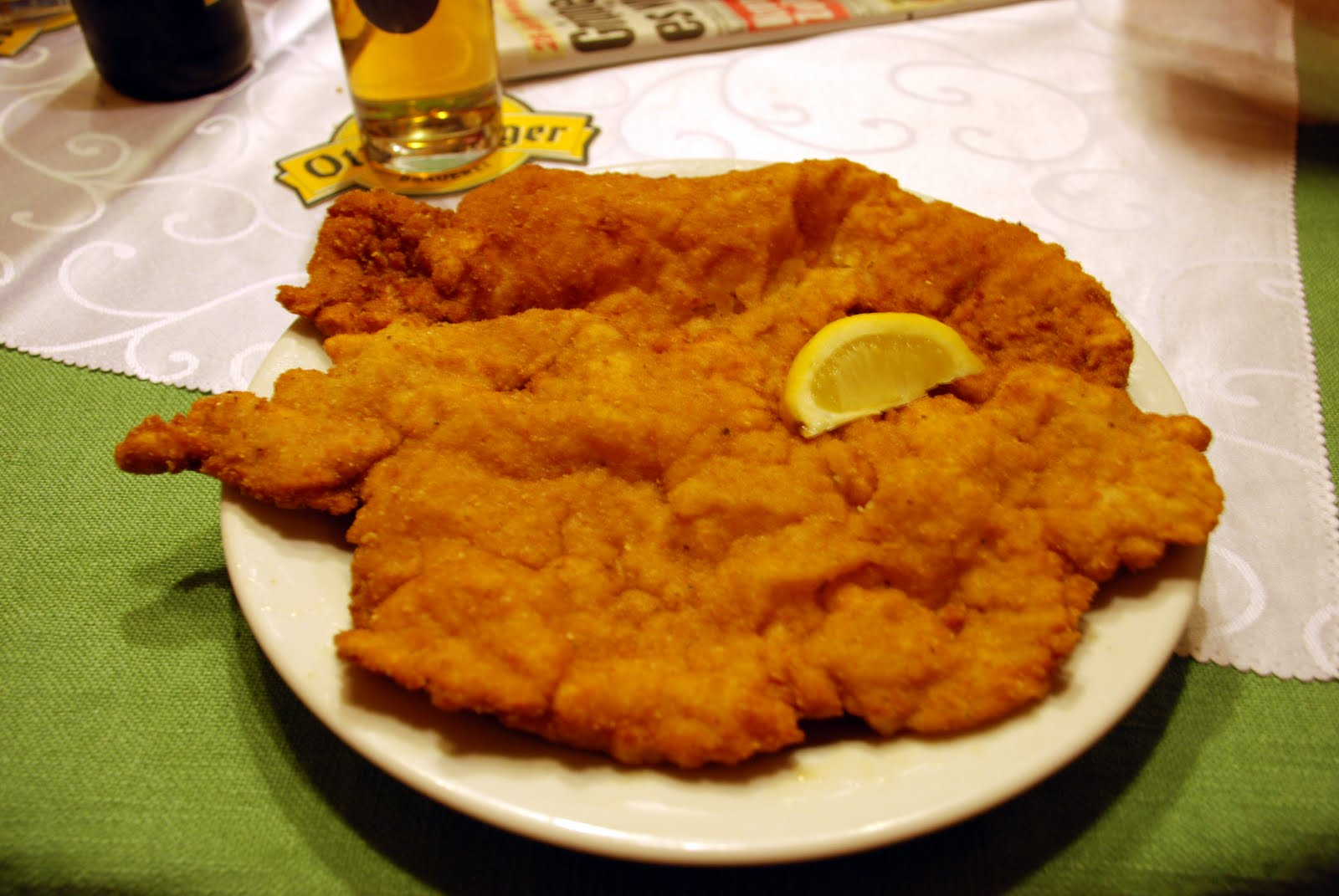 I 39 ll have everything and a side to go wienerschnitzel for Austrian cuisine vienna