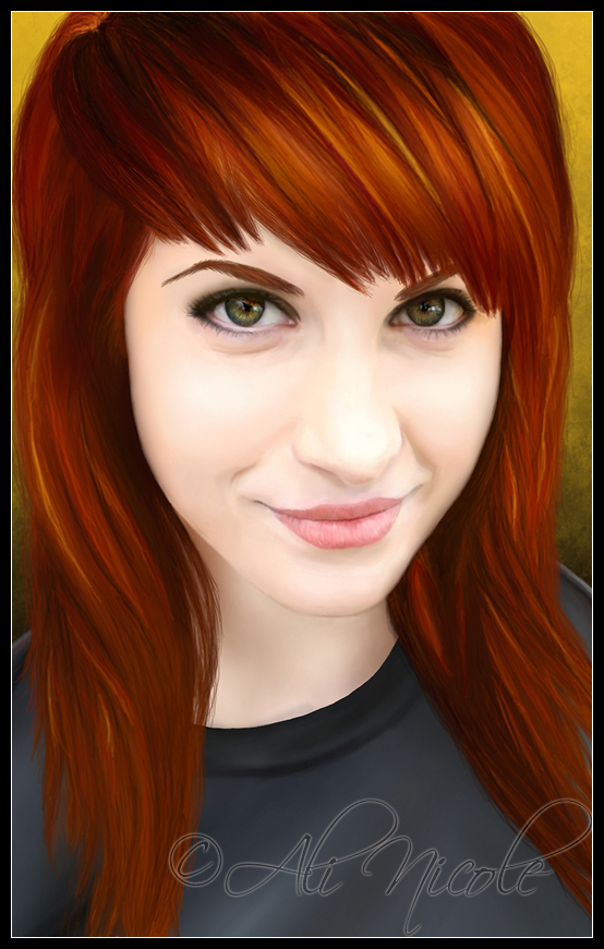 hayley williams no makeup. hayley williams paramore.