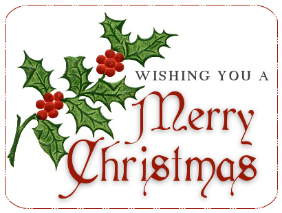 Wishing you a merry christmas and happy new year christmas wishes
