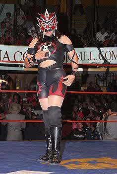 La Amapola - luchadora - luchadora