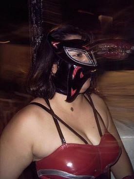 Luchadora: Dark Magic