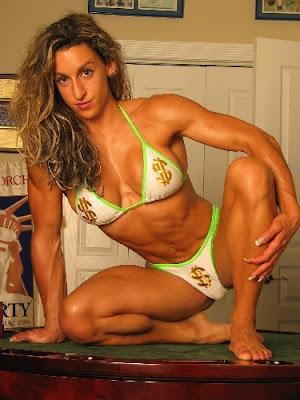 IFBB Fitness Pro - Kim Klein