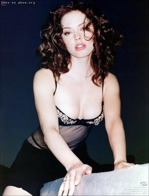 Rose Mcgowan Hollywood star