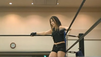 Mio Shirai - female wrestling pics - japanese women