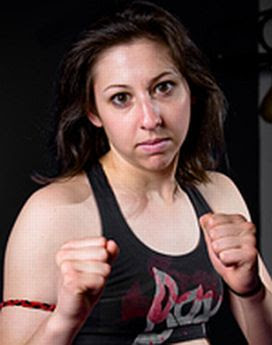 Diana Rael - female mma fighters - female mma fights