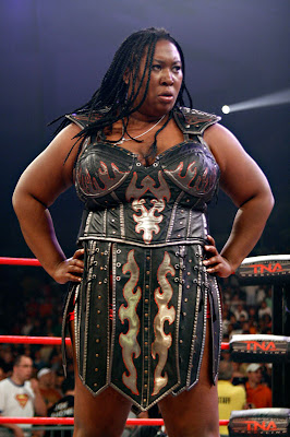 Awesome Kong - tna roster