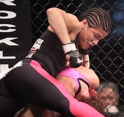 Jessica Aguilar -Valerie Coolbaugh - Tom Hill Photos - female mma news