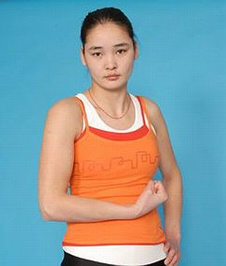 china female wrestler. Japanese female wrestler from