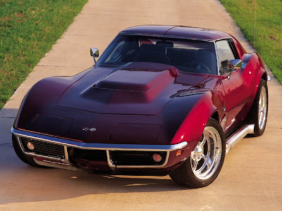 Corvette Stingrayspeed on 1969 Chevrolet Corvette Stingray