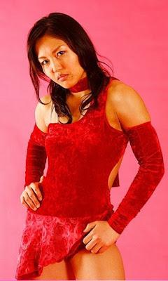 Yuri Urai - Japanese Women Wrestling