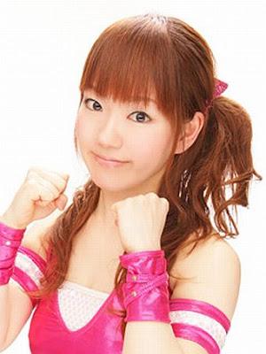 Miyako Matsumoto - japanese women - japan women - japanese women wrestlers