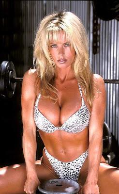 Kim Koelbel - fitness model