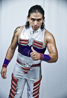 Billy Boy - lucha libre mexicana