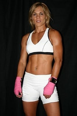 Jan Finney - female mma - female mma fighters