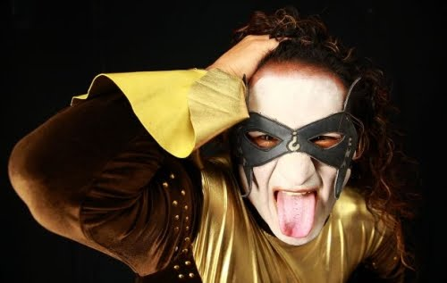 Mexican Luchador Nygma was born on January 21, 1974.