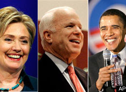 One of these three will be the next President of the United States.