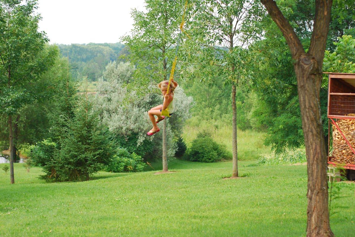 Sweet Feet Photography Tree Swing