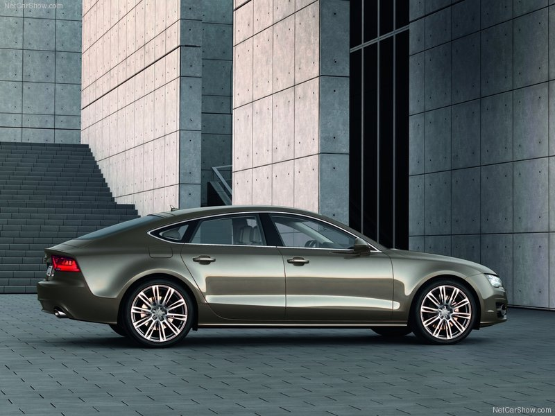 audi a7 blogspotcom. Audi A7 Unveiled