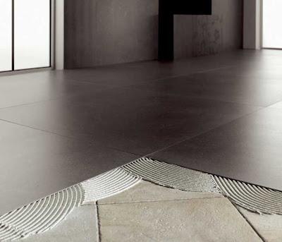 Arq blog de spazio gu a de instalaci n y mantenimiento de porcelanato - Piso que se pega ...