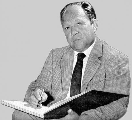 José Asunción Flores (creador de la Guarania)