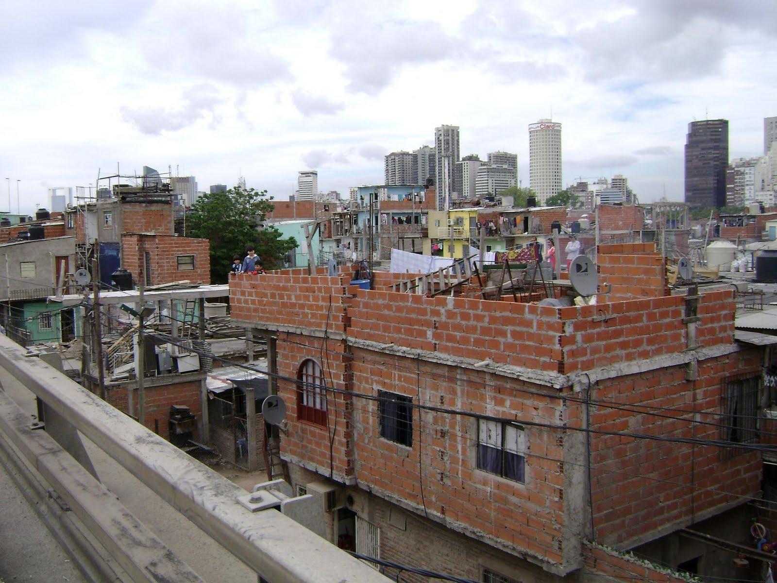 Pensando la bronca villa 31 otra buenos aires for Villas en argentina