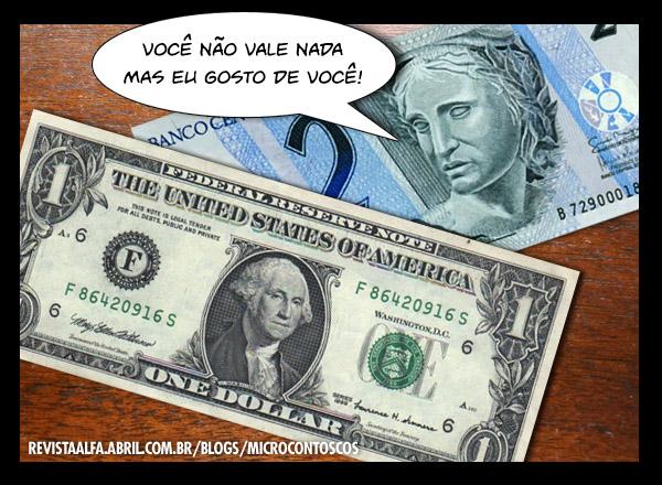 Dólar canadense(CAD) Para Real brasileiro(BRL) Taxas de câmbio Hoje