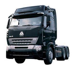 Китайский грузовик Howo