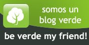 Red de Blogs Verdes. Si tienes un Blog Verde, sumate.