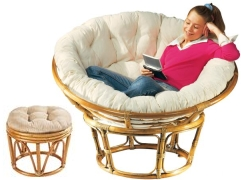 Each Of Our Solutions Consist Of Rattan Palm Lounge Abutt (the Actual Twice Papa  San Chair, Couch, Or Even Mamasan), The Sole Papasan, Rotating Cradle ...