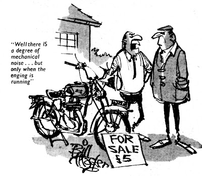 Cartoons From Motorcycle And