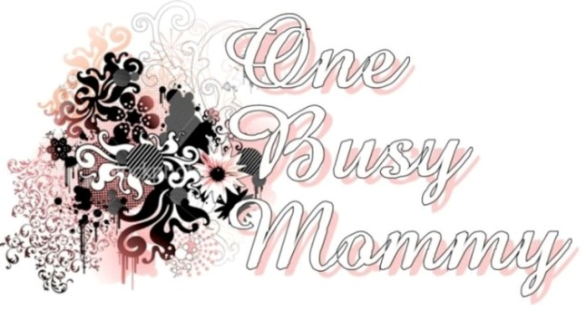 One Busy Mommy