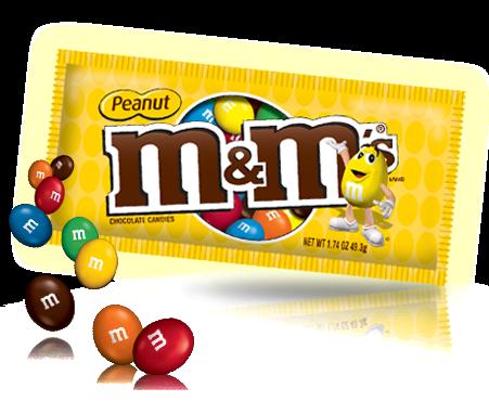 peanut m ms