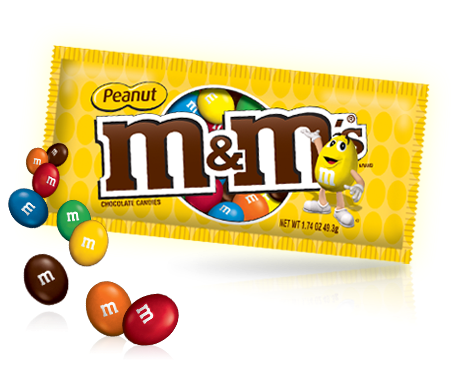 peanut m ms 