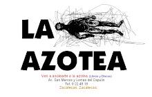 LA AZOTEA (LIBROS Y DISCOS)