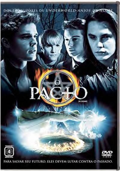 Filme Poster O Pacto DVDRip RMVB Dublado