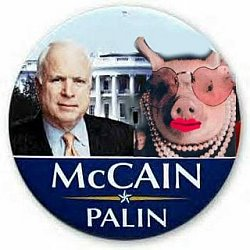 Sarah Palin: A Pig with lipstick