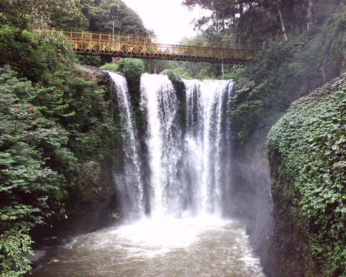 Ciomas Waterfall
