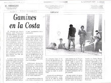 gamines en la costa