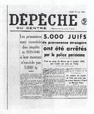 KIKIJIJI   CANADA..on ne vous dit pas ..TOUT - Page 3 Depêche+du+Centre+15+mai+1941