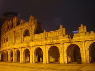 Posted by Gaurav Jain : Thrilling experience @ Macau, China ( Las Vegas of Asia ) : The Colosseum Front View@ Macau, China
