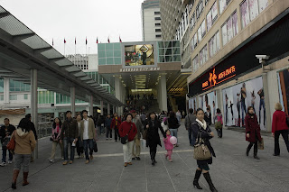 Shots of Kowloon Island Trip:Harbour City Mall @ Kowloon