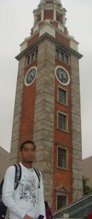 Shots of Kowloon Island Trip:Clock Tower @ Kowloon