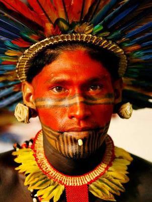 Brazil Amazon Tribes Women