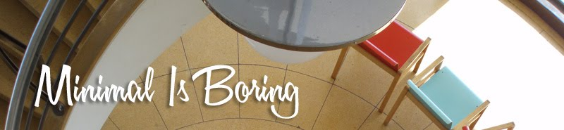 Minimal is Boring