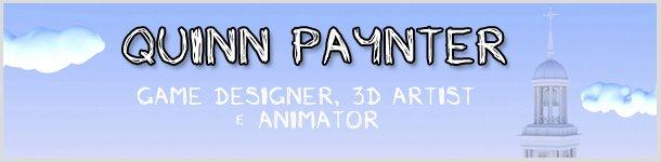 Quinn Paynter - CV